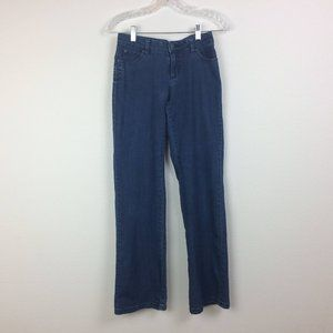 PrAna Jada Jeans Blue Boot Cut 5-Pocket 4/27